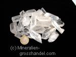 Bergkristalle Einzelkristalle